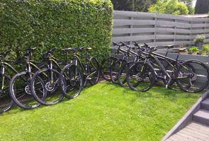 WH-Cycling - Fietsverhuur